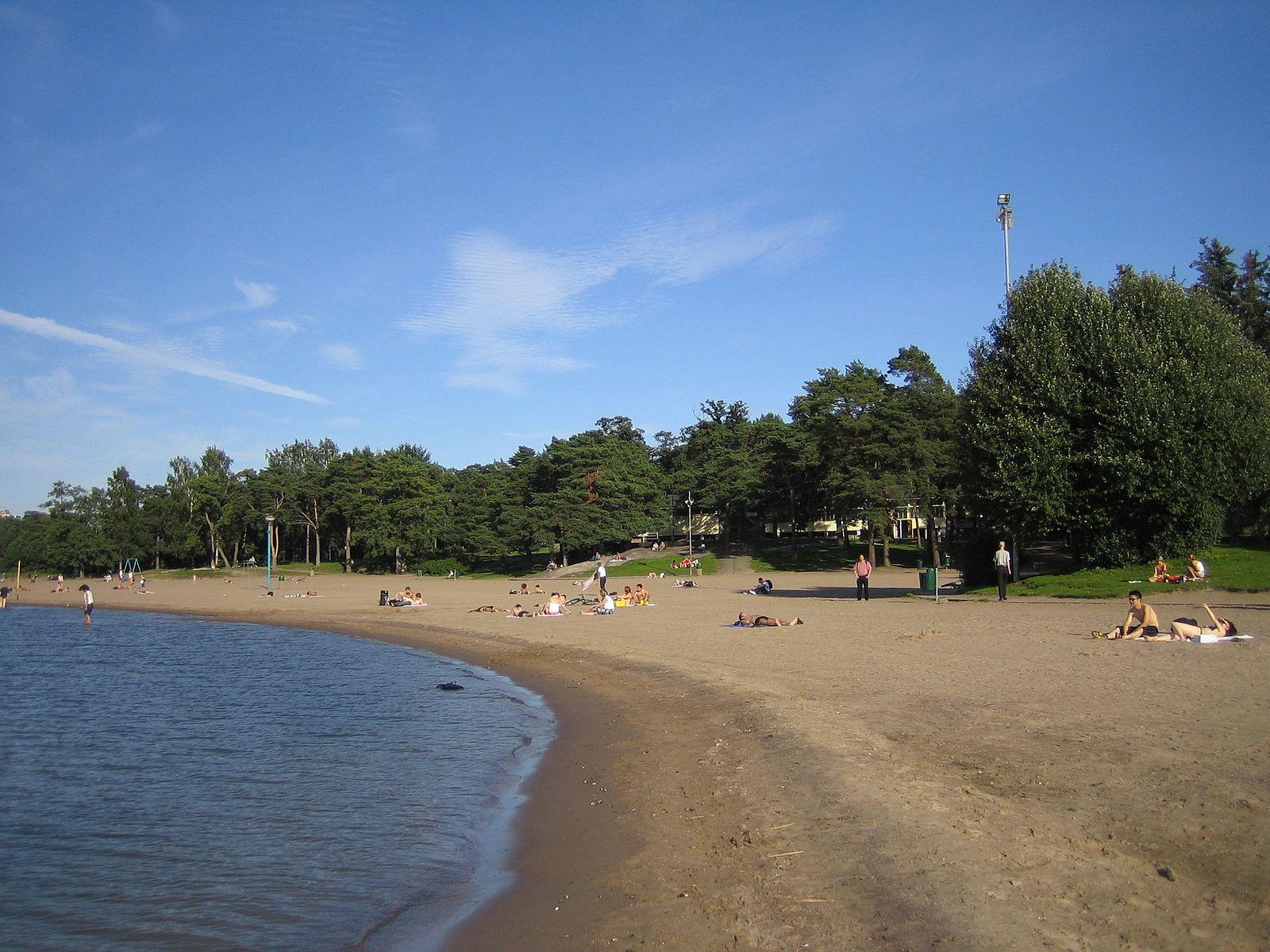 Helsingin uimarantojen turvallisuuden parantaminen
